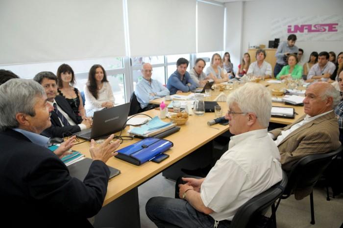 Reunión de la Comisión Nacional Asesora de Biotecnología Agropecuaria